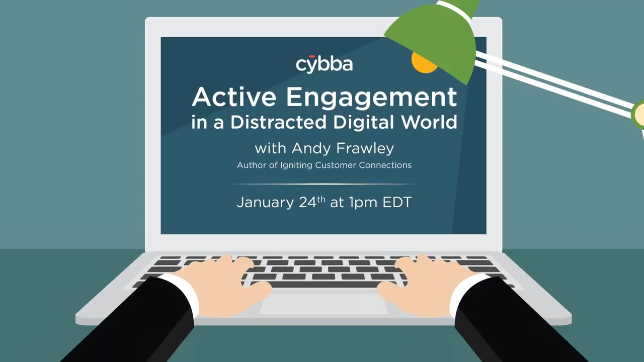 Andy Frawley- Active Engagement in a Distracted Digital World
