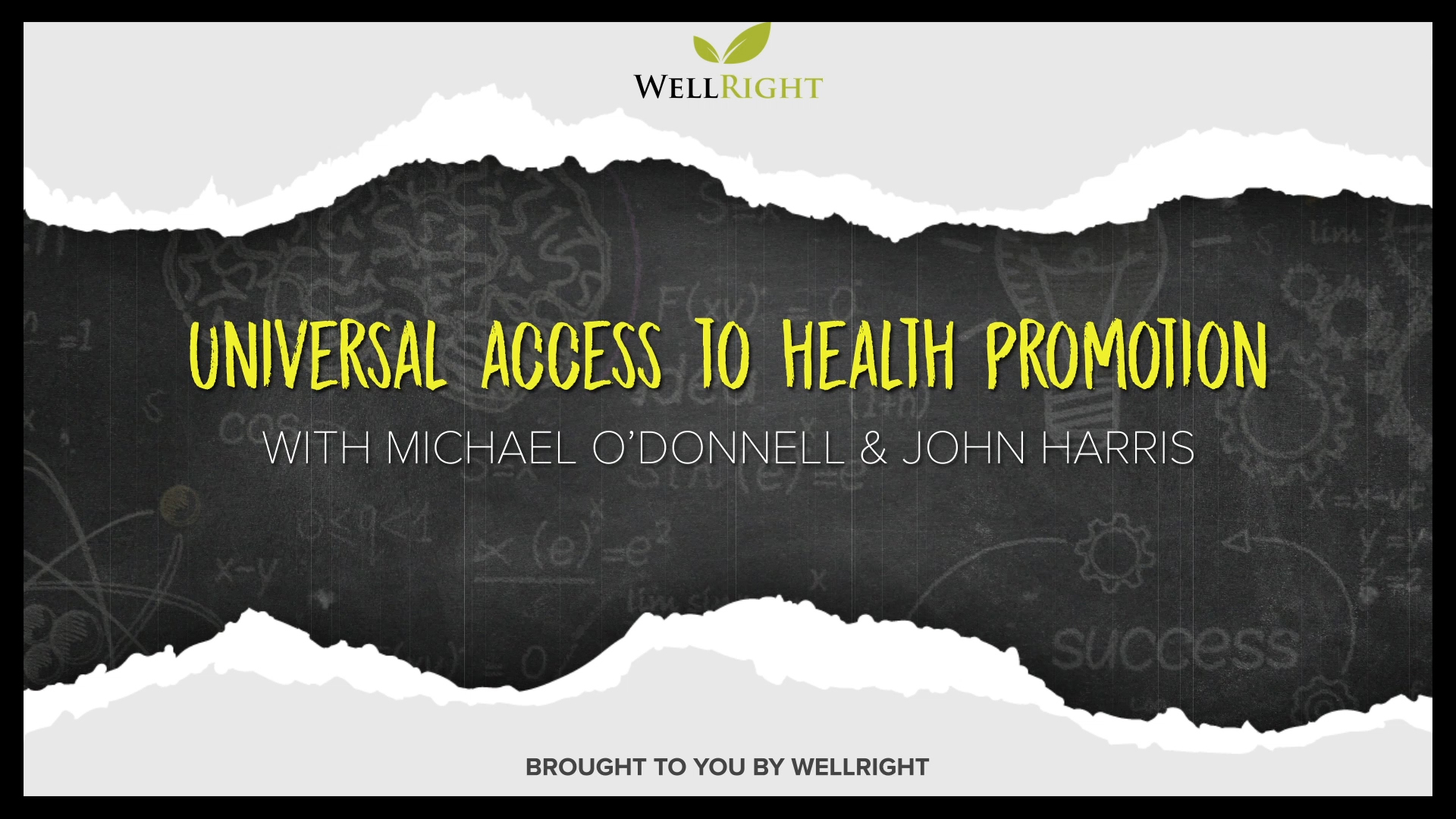 Universal Acess to Health Promotion