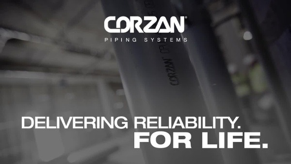Corzan Piping Systems Deliver Reliability