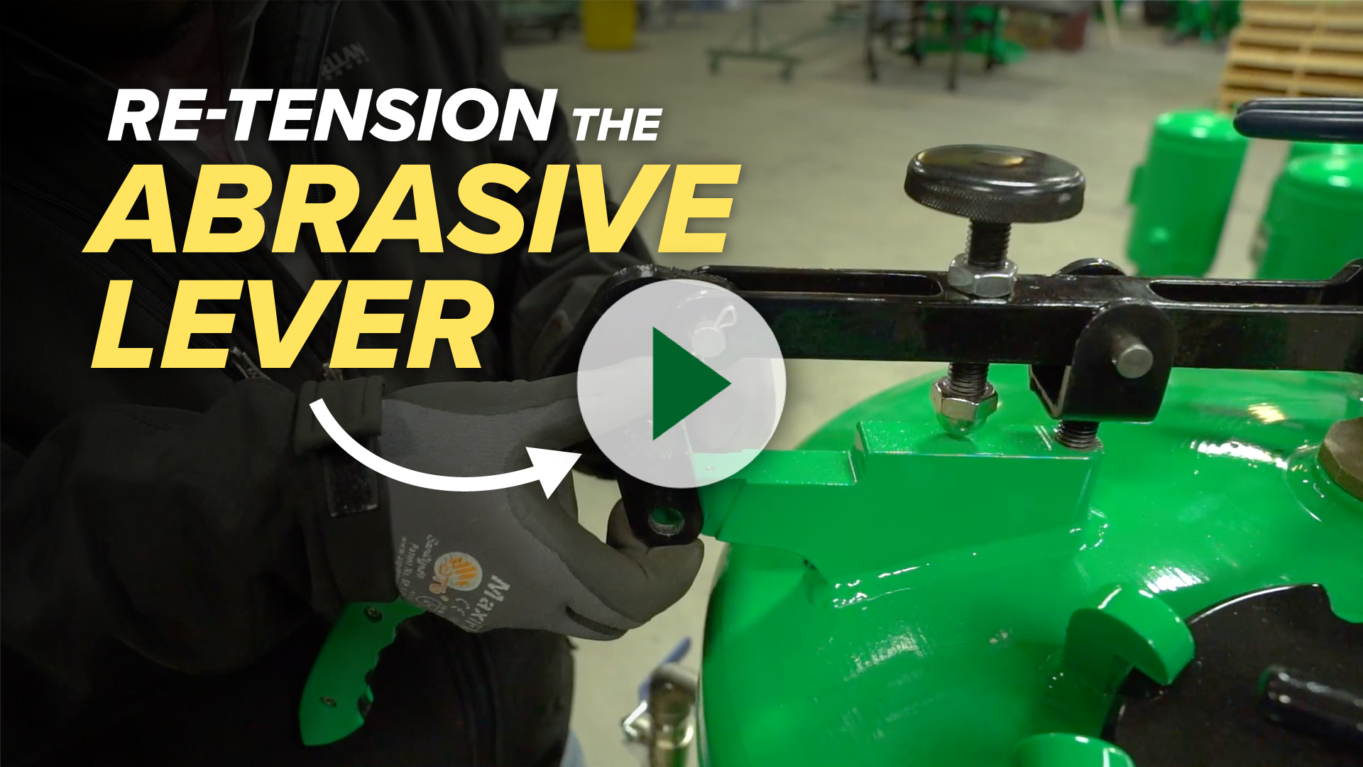 Abrasive Adjustment Video