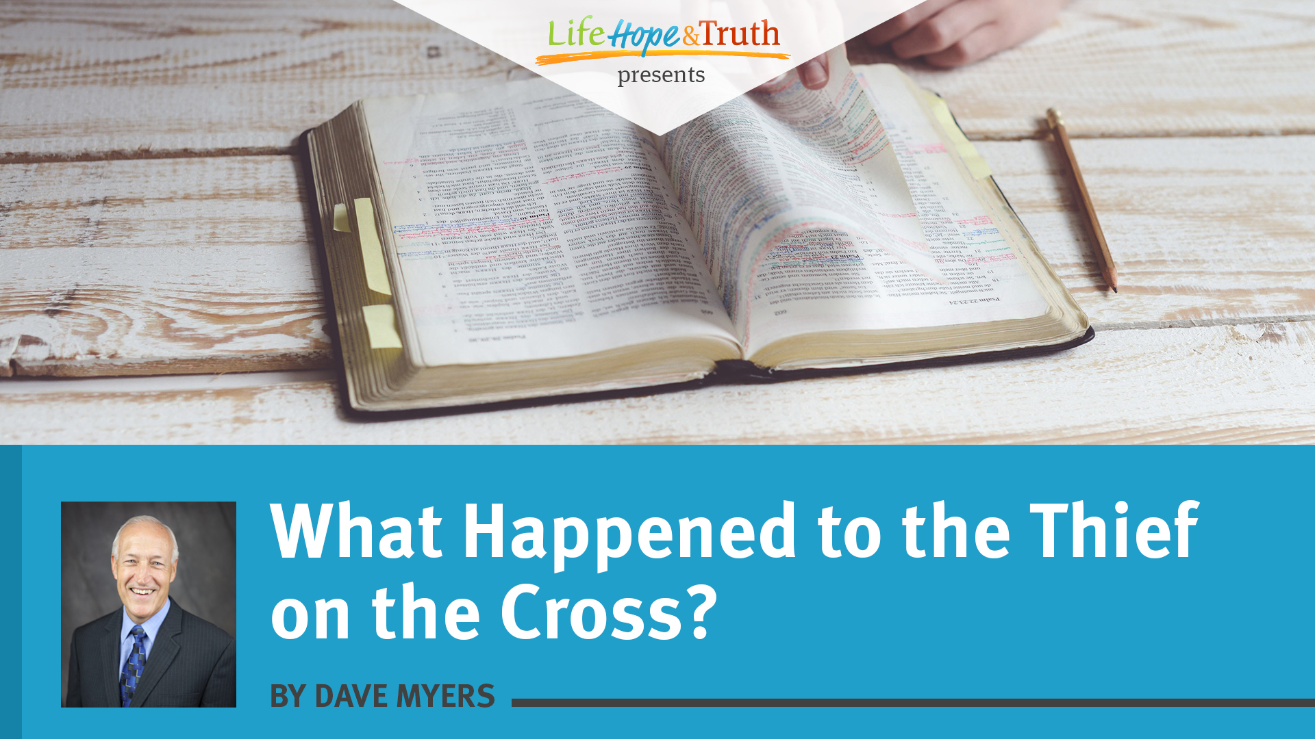 What Happened to the Thief on the Cross?