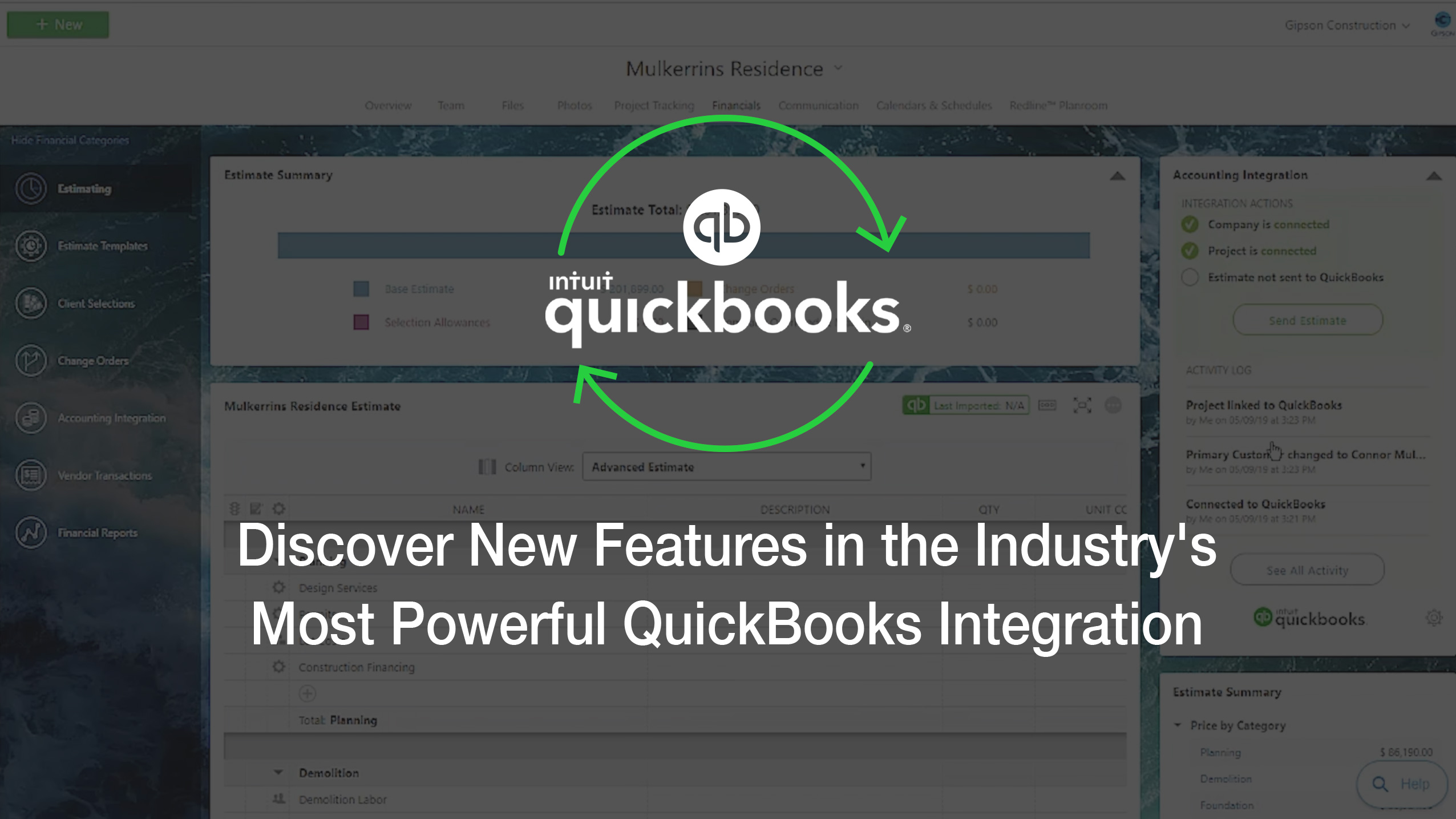 Discover New Features in the Industry's Most Powerful QB Integration