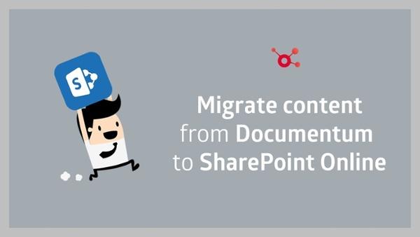 Video Documentum to SharePoint
