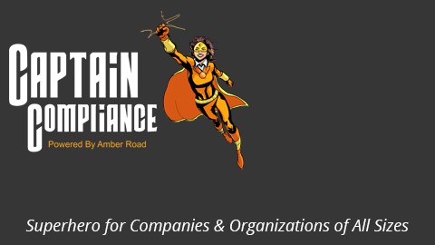 Captain Compliance - Superhero for SMB Organizations