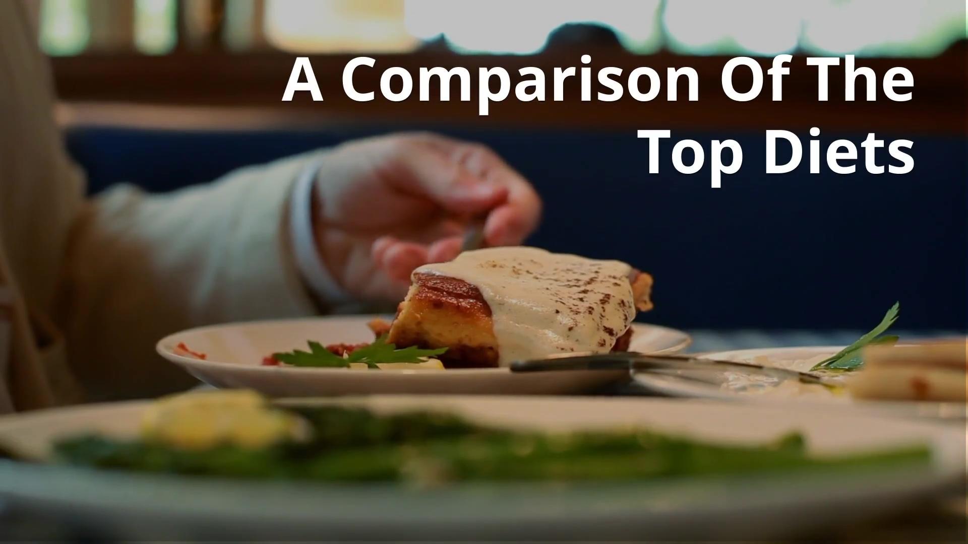 diet-comparison(matrix)