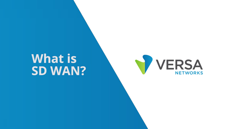 What is SD WAN_