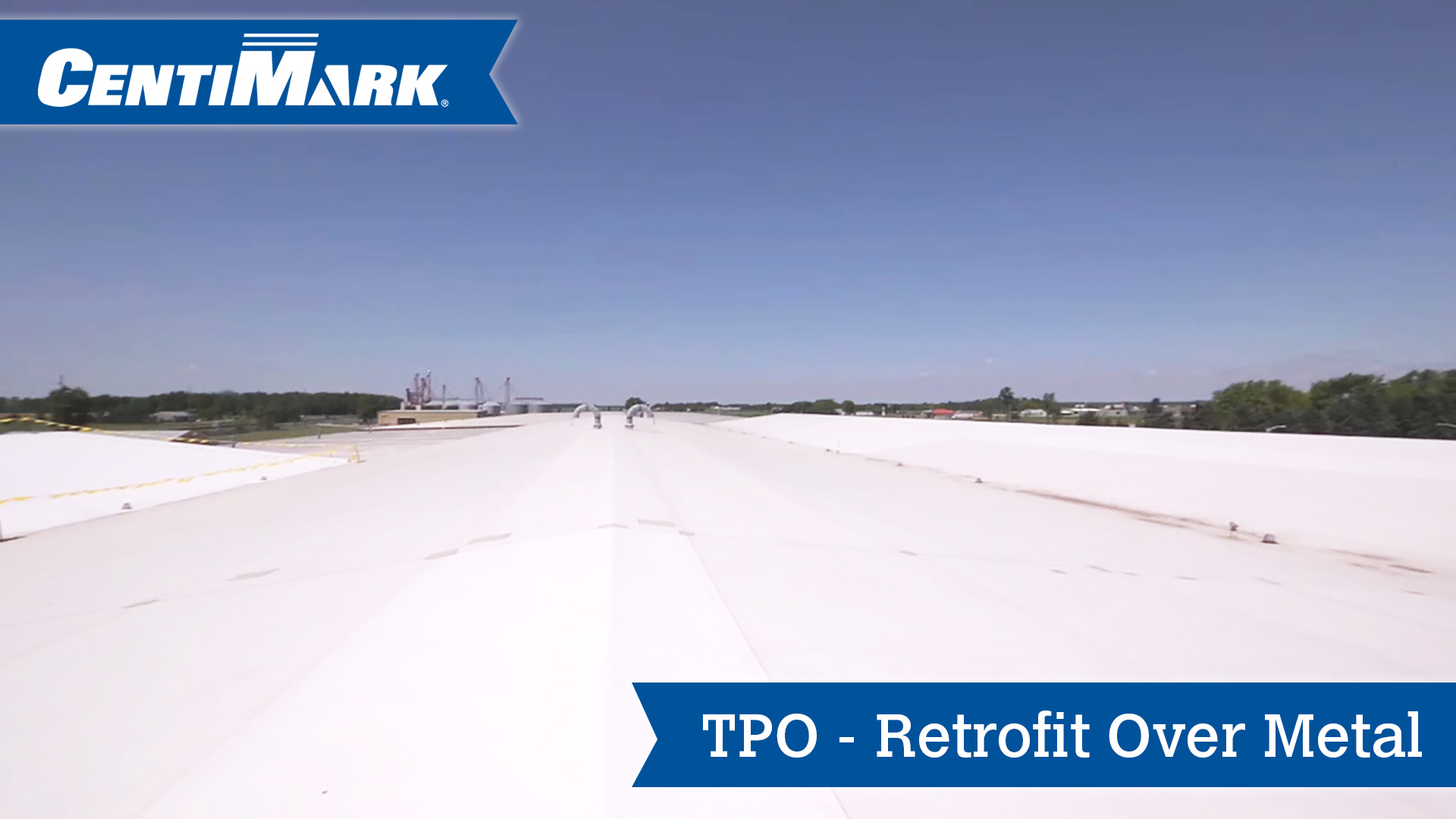 Tpo Roofing Repair And Replacement Centimark