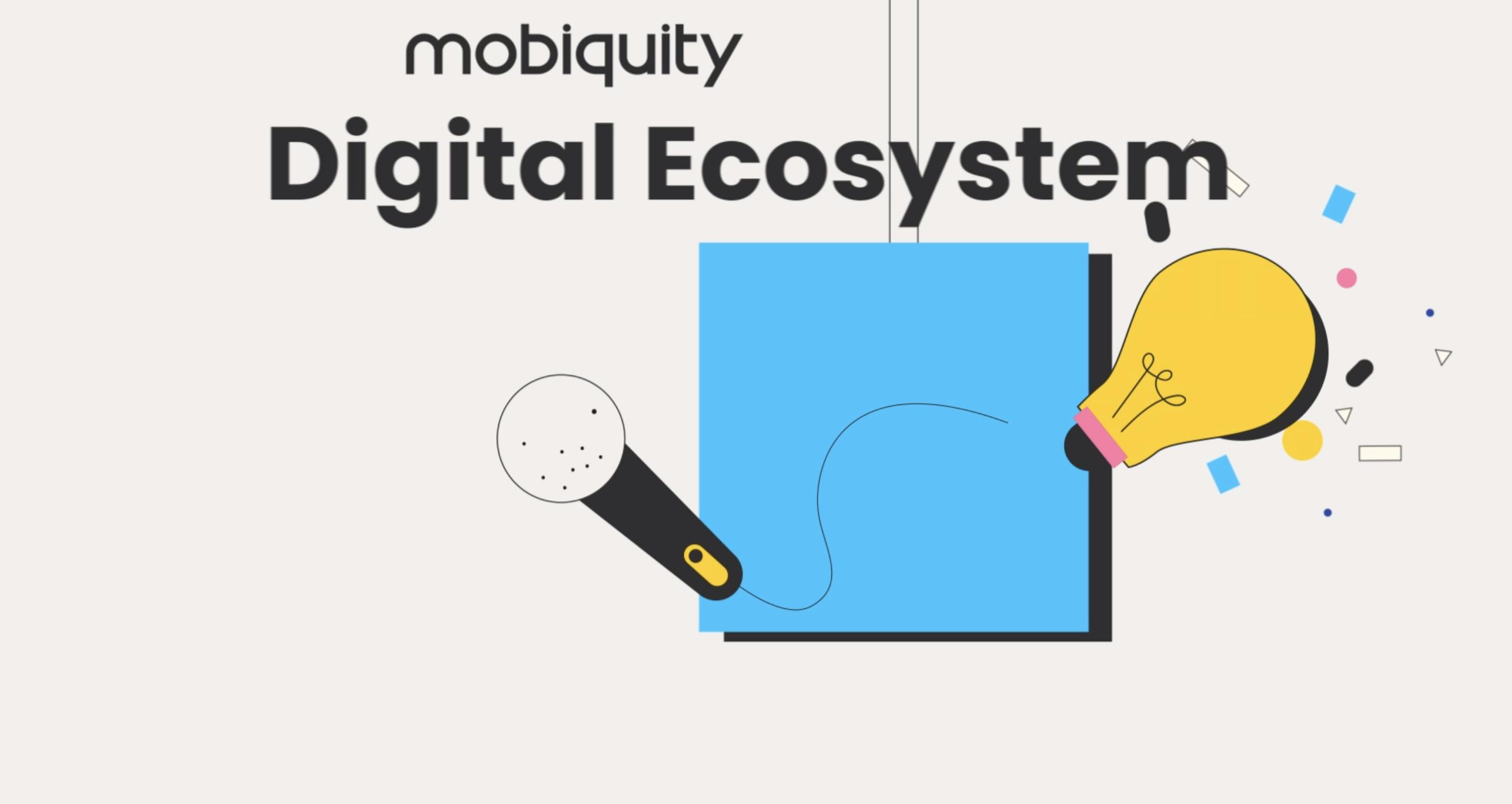 Mobiquity MinuteSteve LoSardo Digital Ecosystem