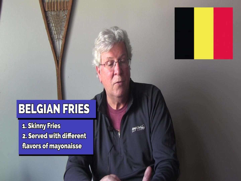 Fryerside Chats with Joe Fries Around The World