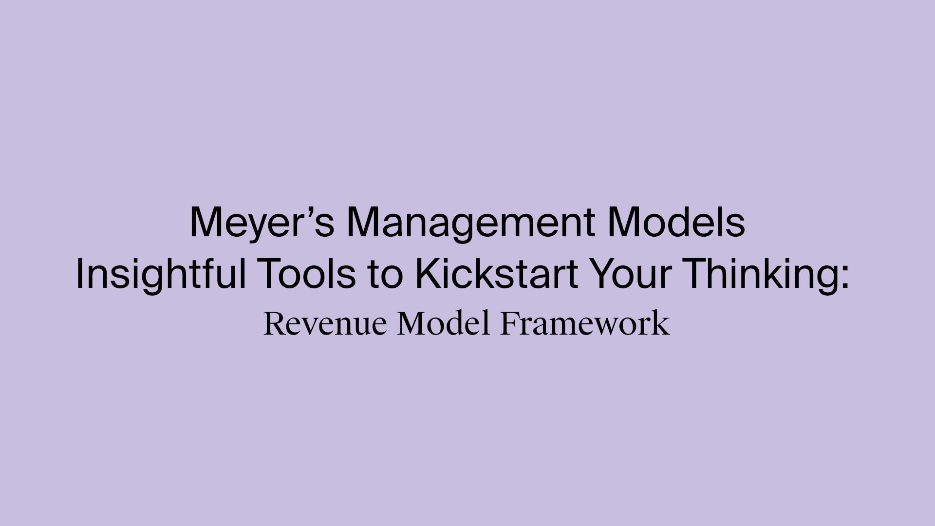 4_Ron_Meyer_Revenue_Model_Framework_Youtube