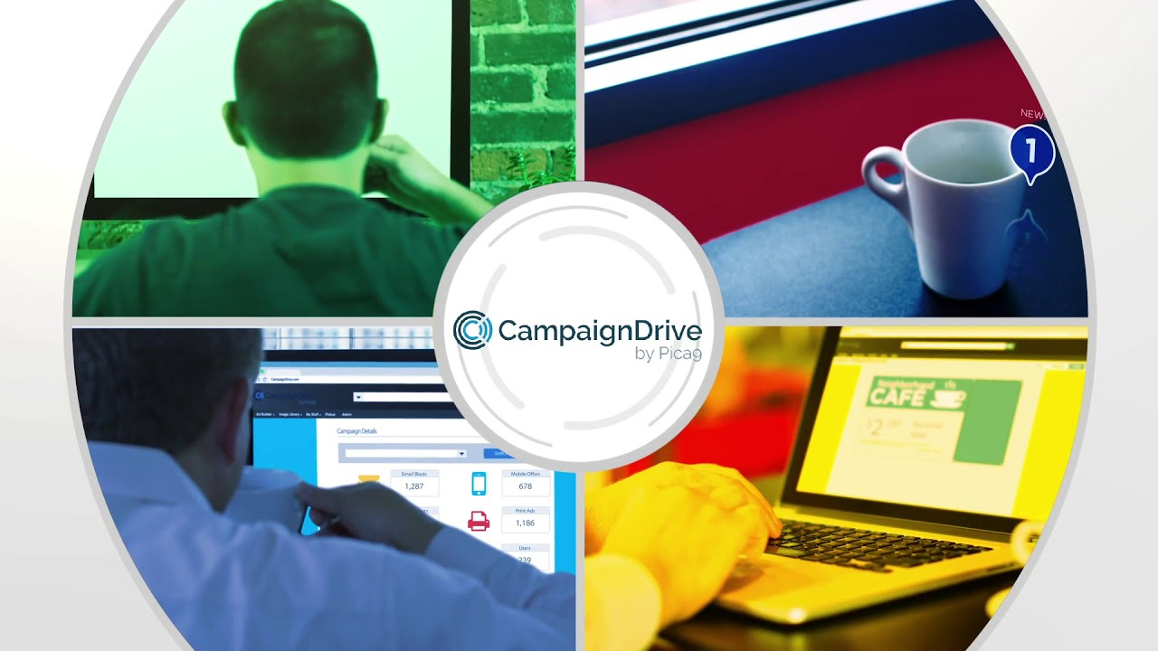 CampaignDrive SaaS Platform Preview