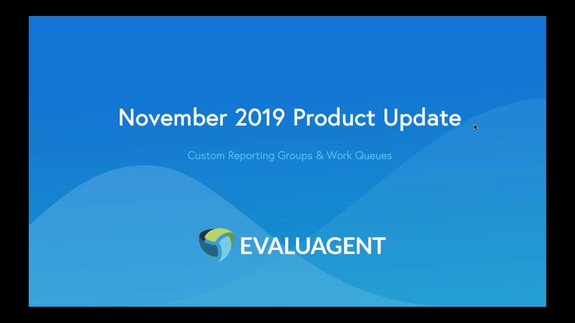 EvaluAgent - Features Update