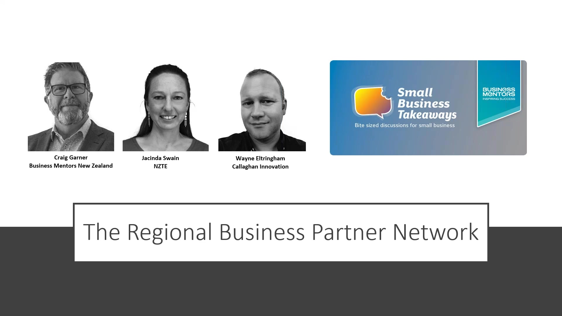Business Mentors NZ Small Business Takeaways_ The Regional Business Partner Network