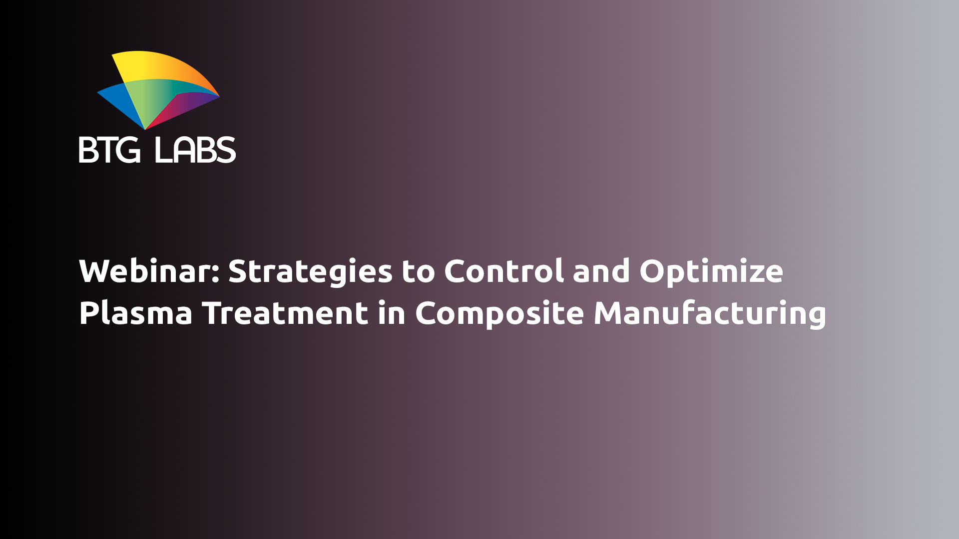 Strategies to Control and Optimize Plasma Treatment in Composite Manufacturing (1)