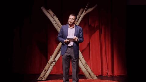 Dr. Geoffrey Tabin | TEDx Jackson Hole