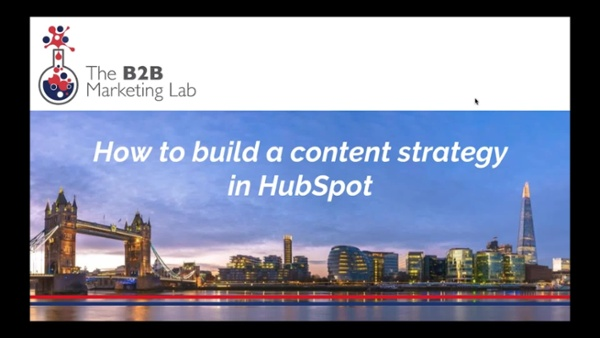 The B2B Marketing Lab - HubSpot Training (7)