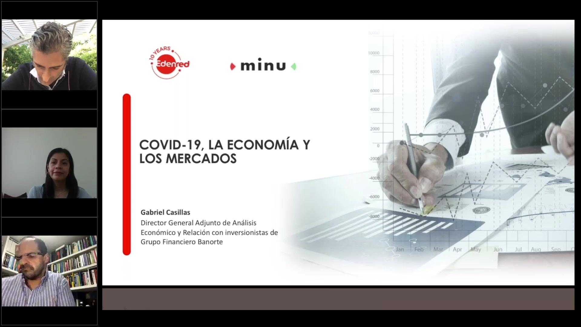 Clip 17 webinar COVID-19, la economía y los mercados