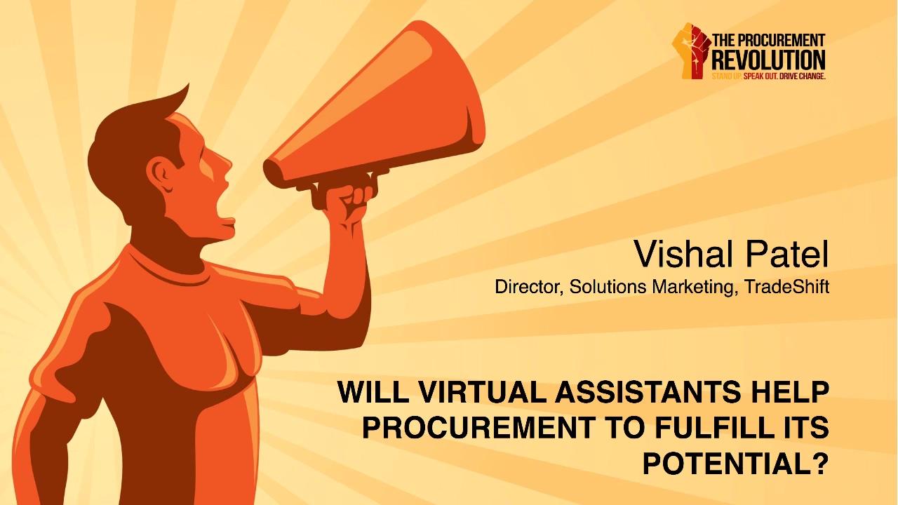 Virtual Assistants Vishal Patel