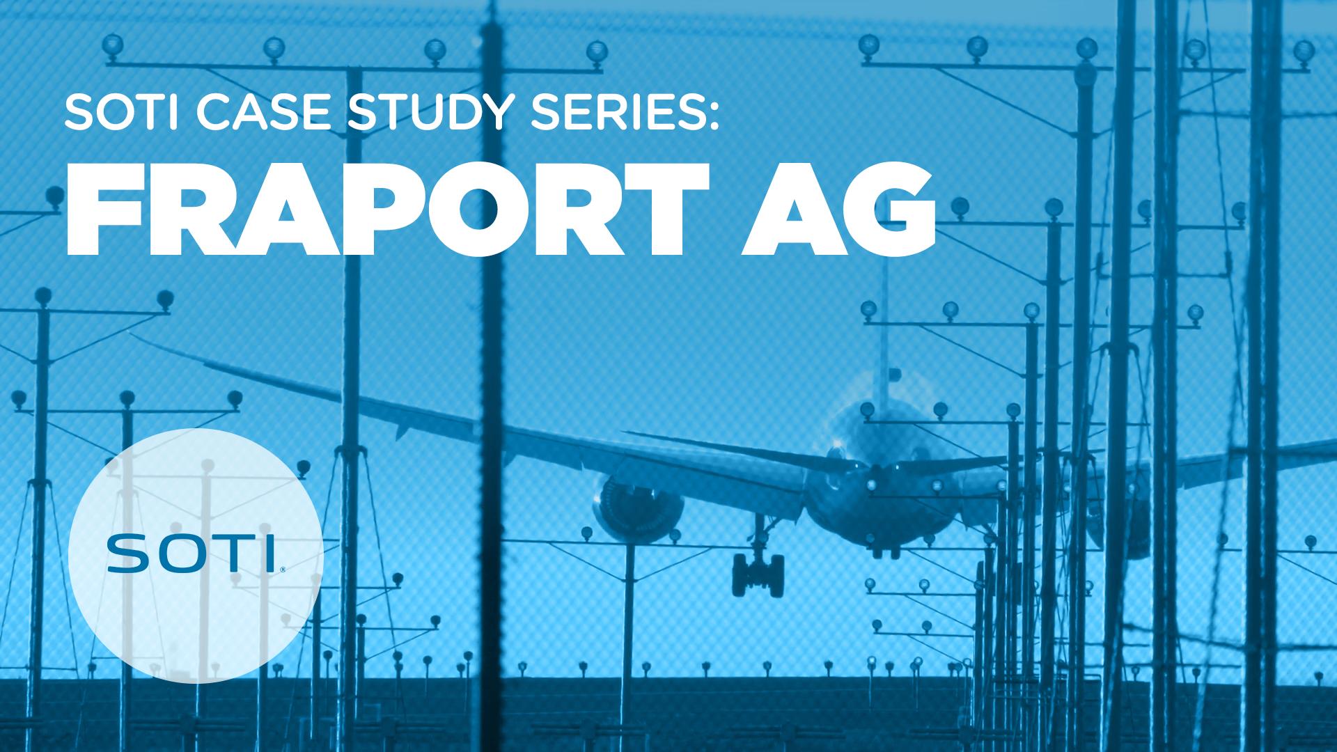 Fraport AG case study video