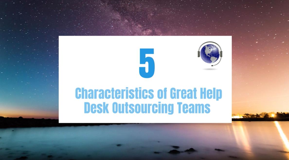 5 Characteristics Blog Video