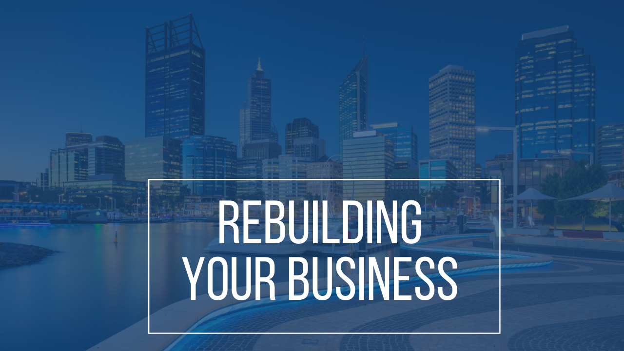 Rebuilding our business - Edited