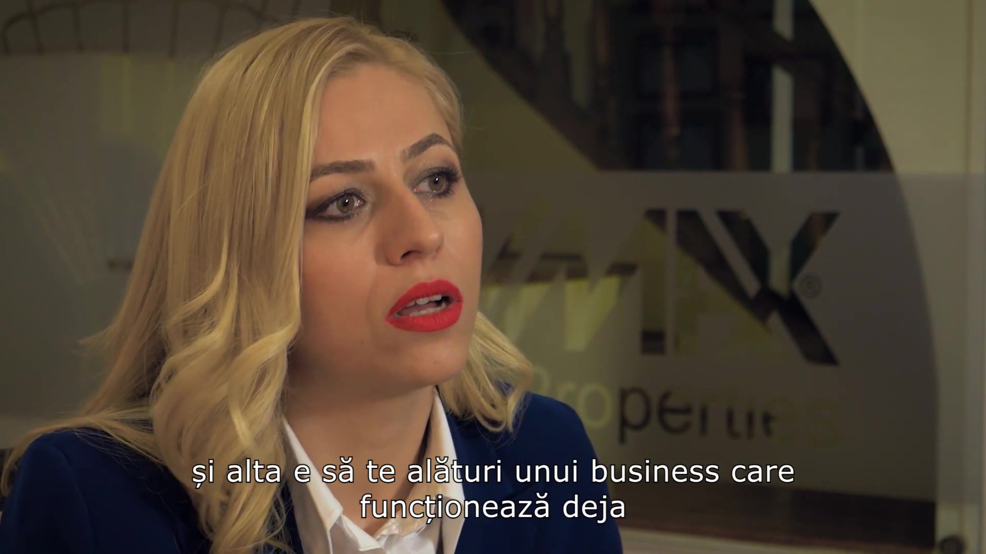 Madalina Vasile, Broker Owner RE MAX Properties - avantajele agenților imobiliar