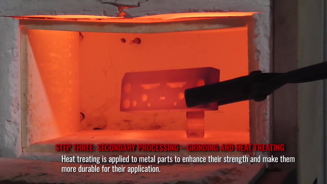 The Metal Stamping Process How Parts Are Made
