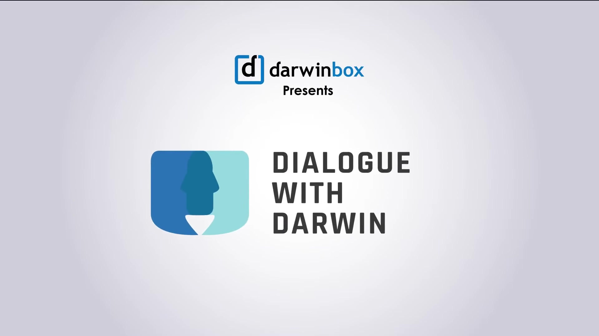 Dialogue with Darwin  Episode 1  In conversation with Alpana Dutta, Partner, EY