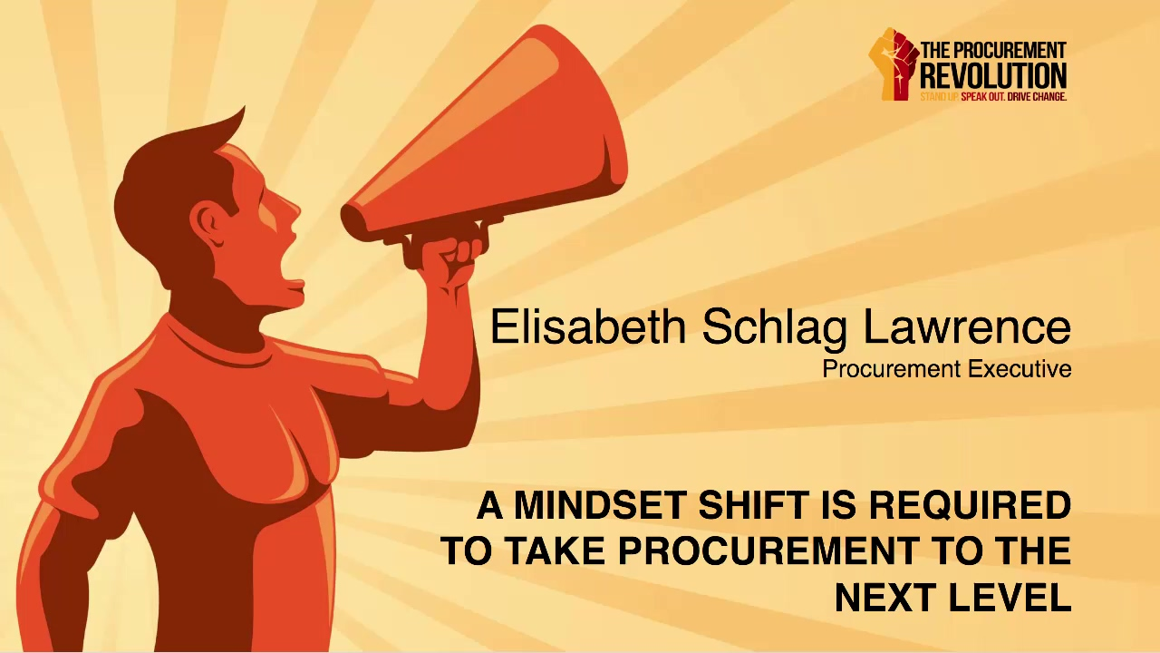 A Mindset Shift is Required