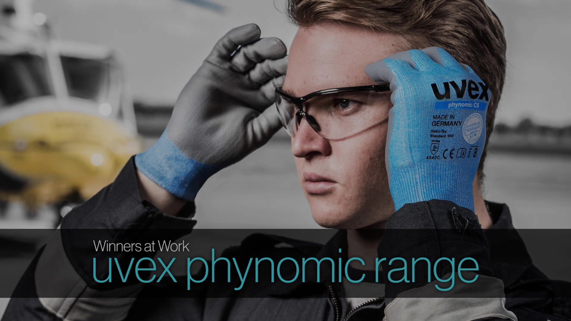 uvex Phynomic C5_Youtube