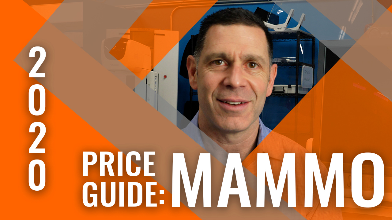 Digital Mammography Price/Cost Guide [2020]