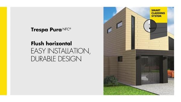 How to install Trespa Pura Horizontal_Flush_EN_iPad