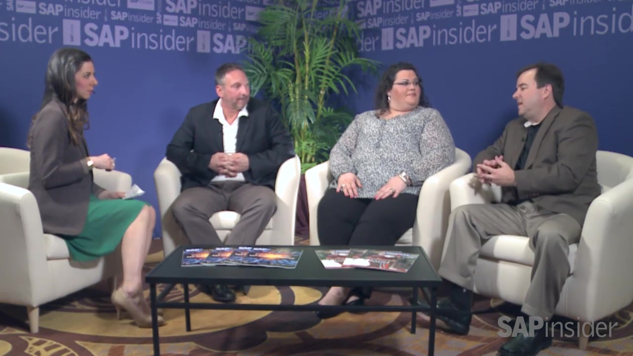 SAPinsider - SCM 2016 ERP Integrated Solutions and The Movado Group