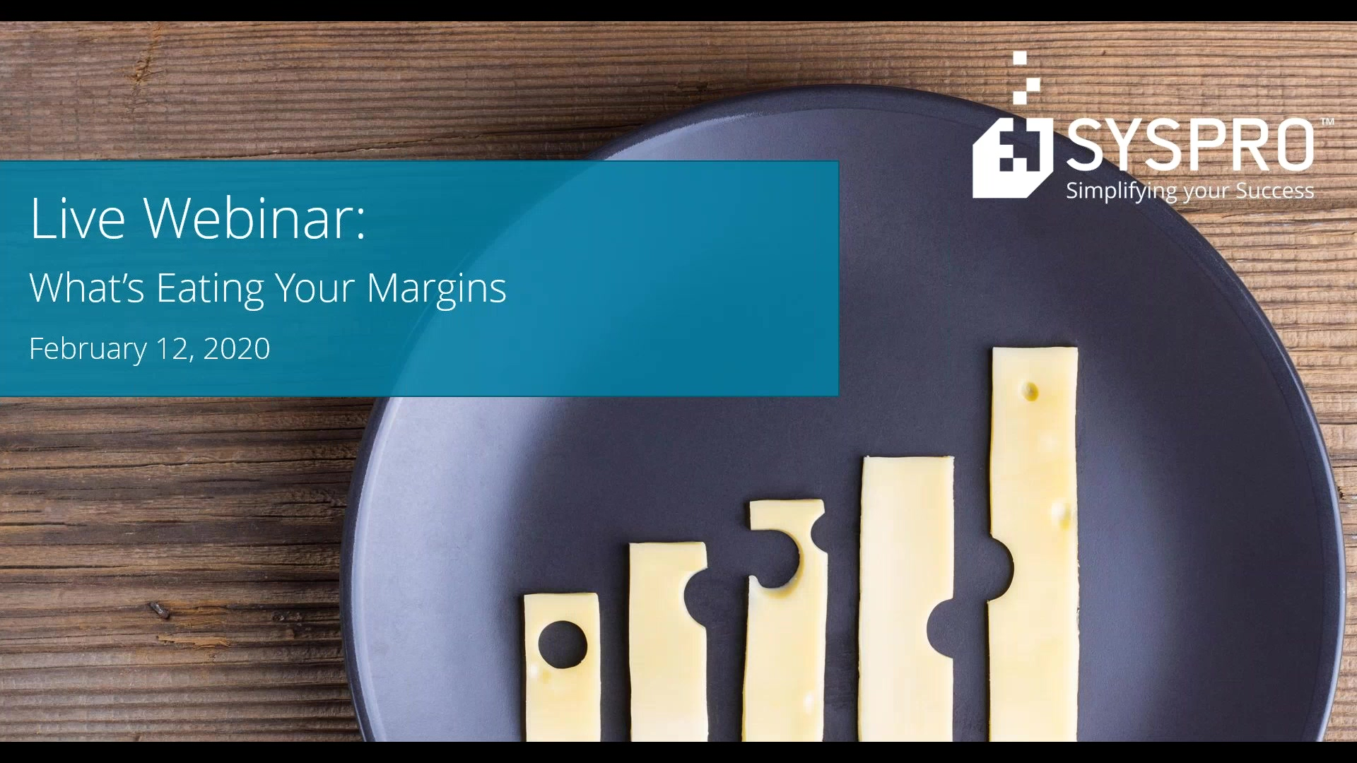 What's Eating Your Margins - Webinar Recording