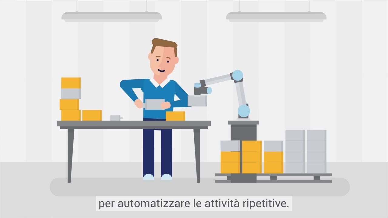SEMEA - IT - Universal Robots rende l'automazione realmente accessibile 2