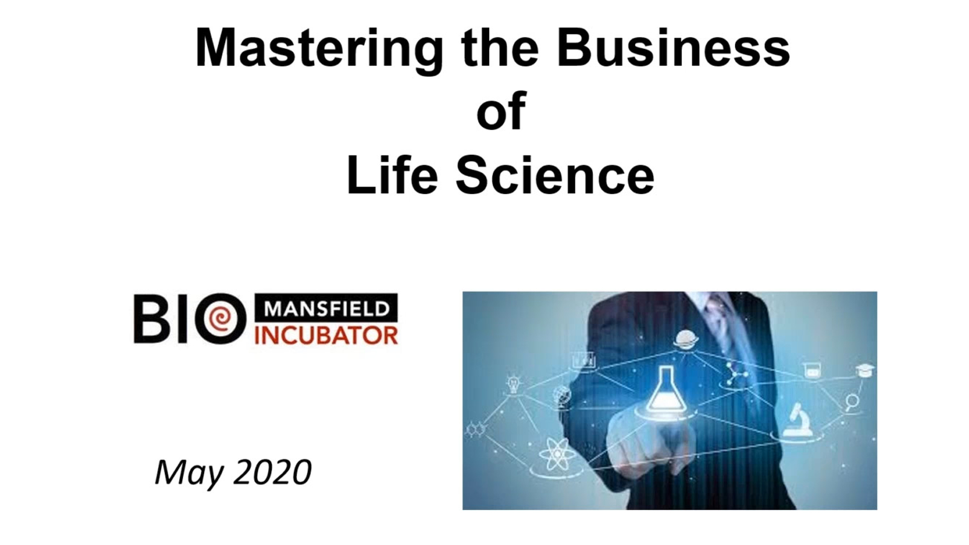 Mastering the Business of Life Science 2020 complete
