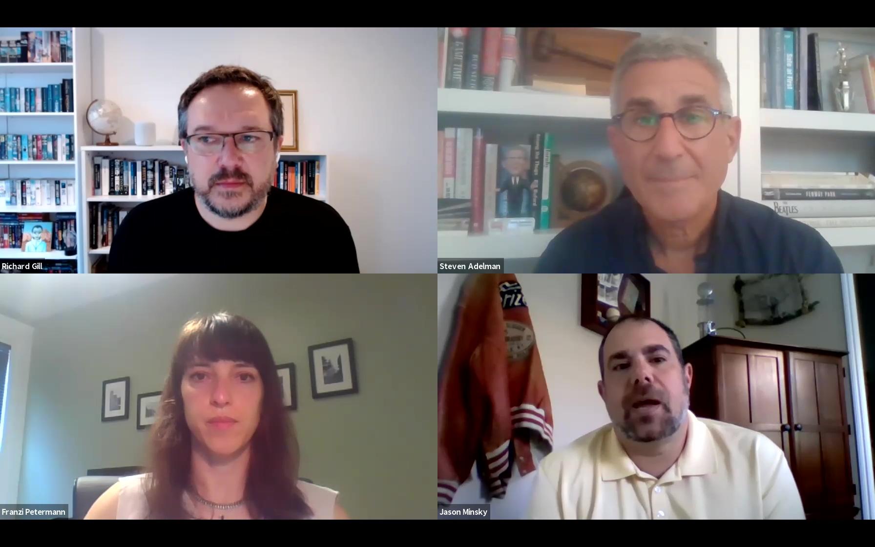 COVID-19 Panel 3 - Contractors, Vendors and the Future