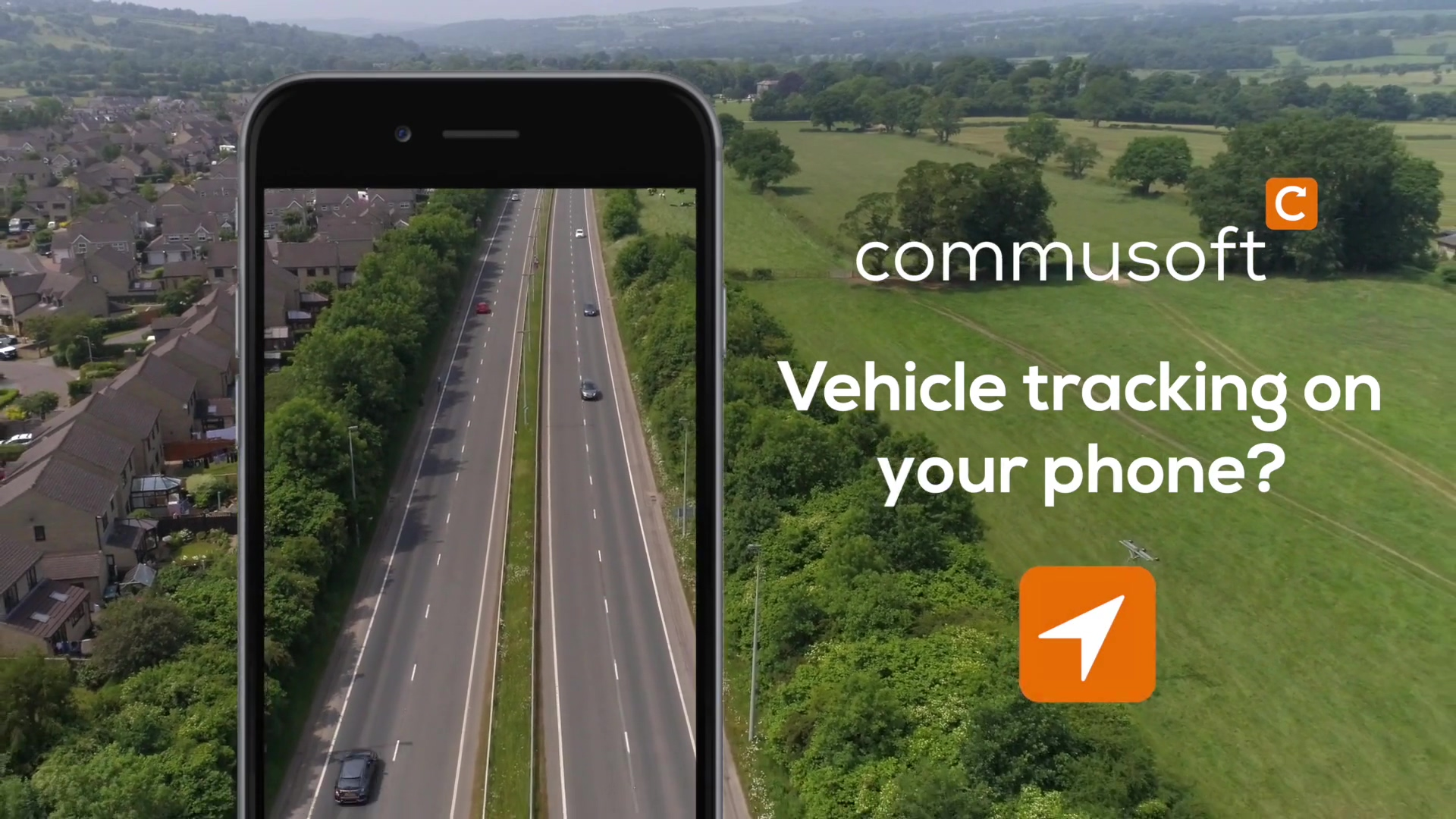 Tracker app promo