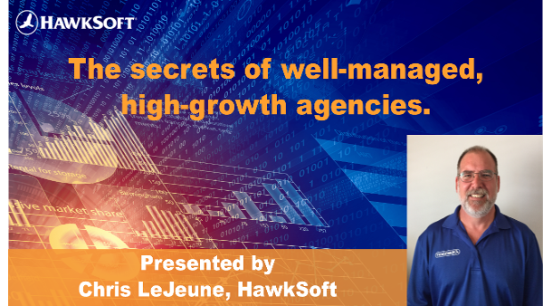 IAOA Webinar - The secrets of well managed, high growth agencies
