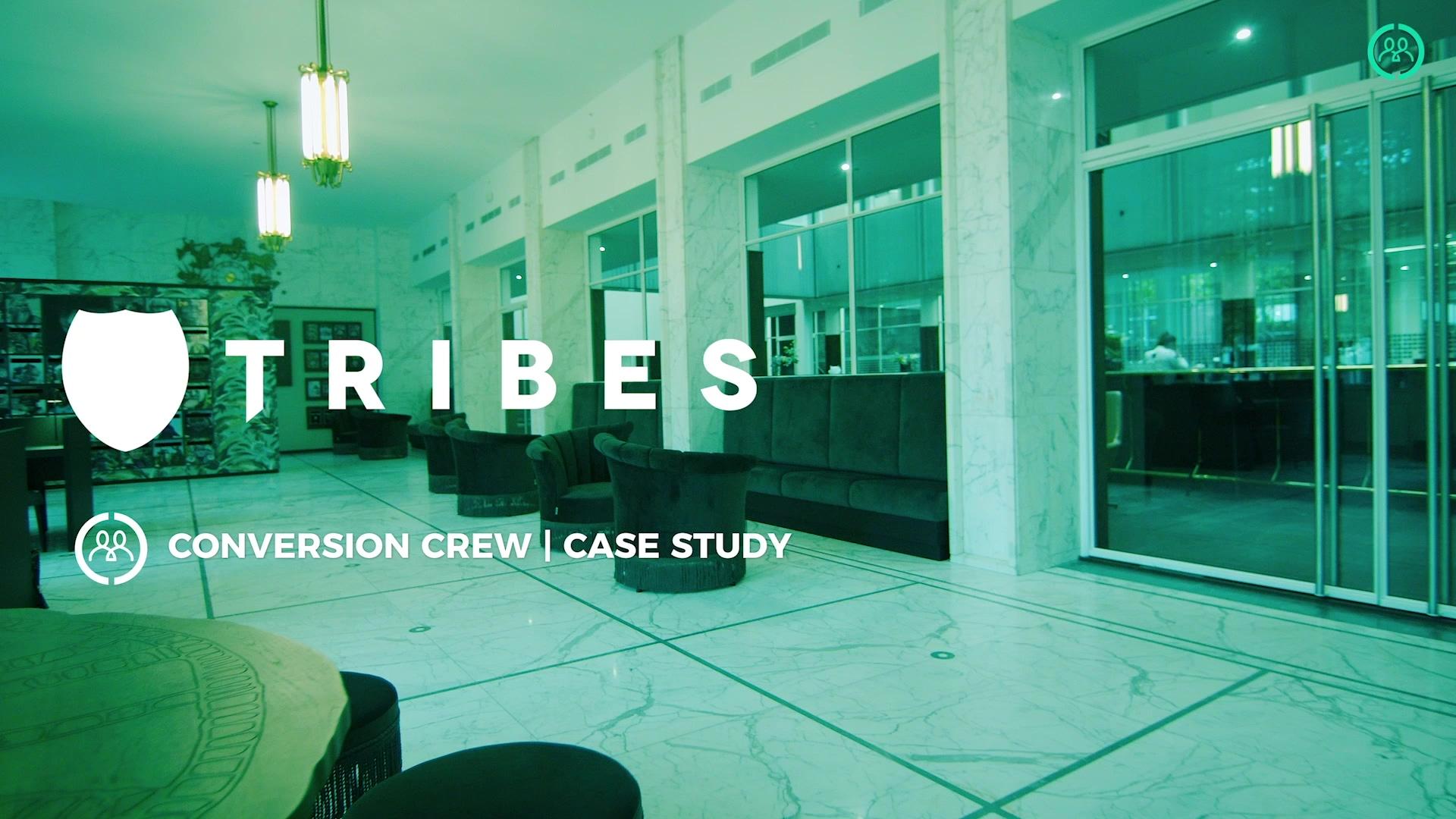 Tribes Testimonial (Subs)