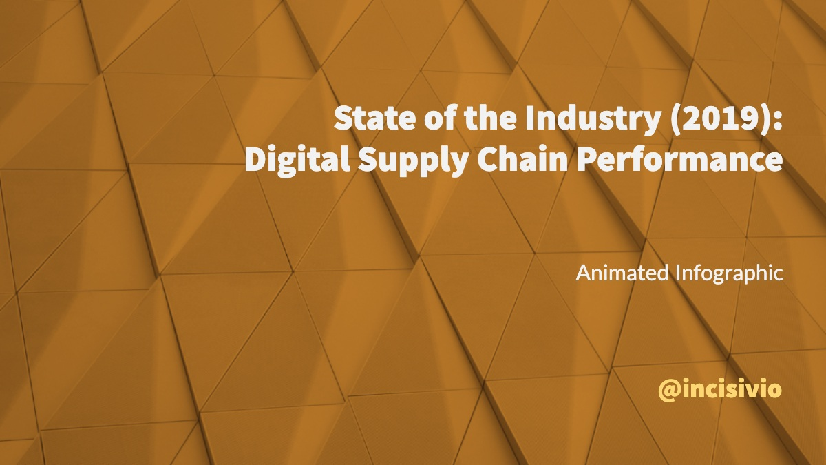 State of the Industry - Digital Supply Chain Performance