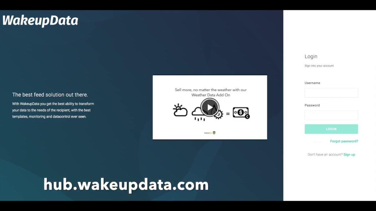 WakeupData NEO 101 - Webinar