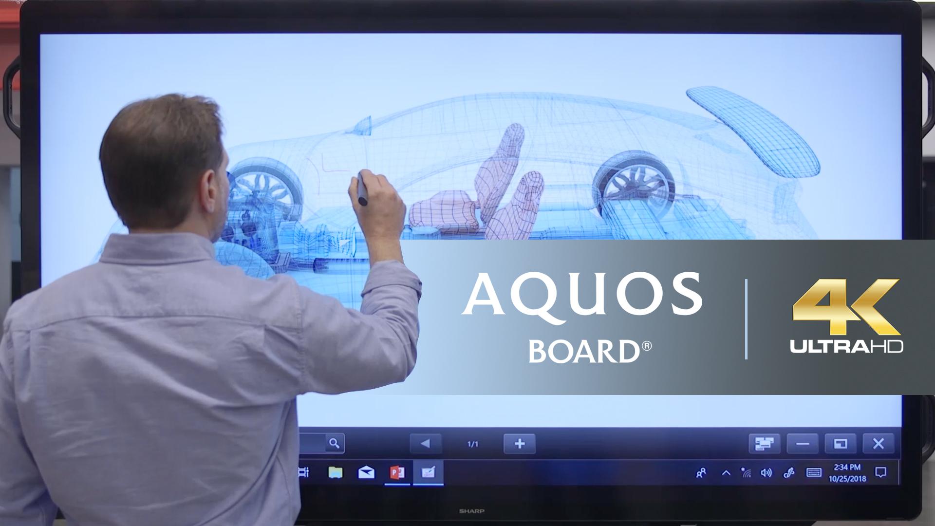 AQUOS BOARD® | SHARP