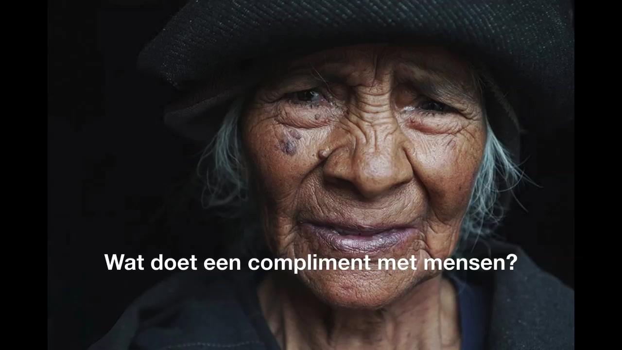 complimenten geven