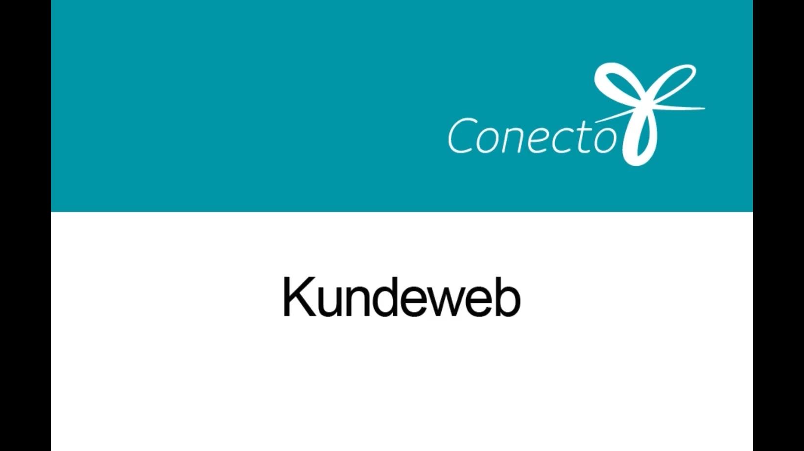 conecto_kundeweb