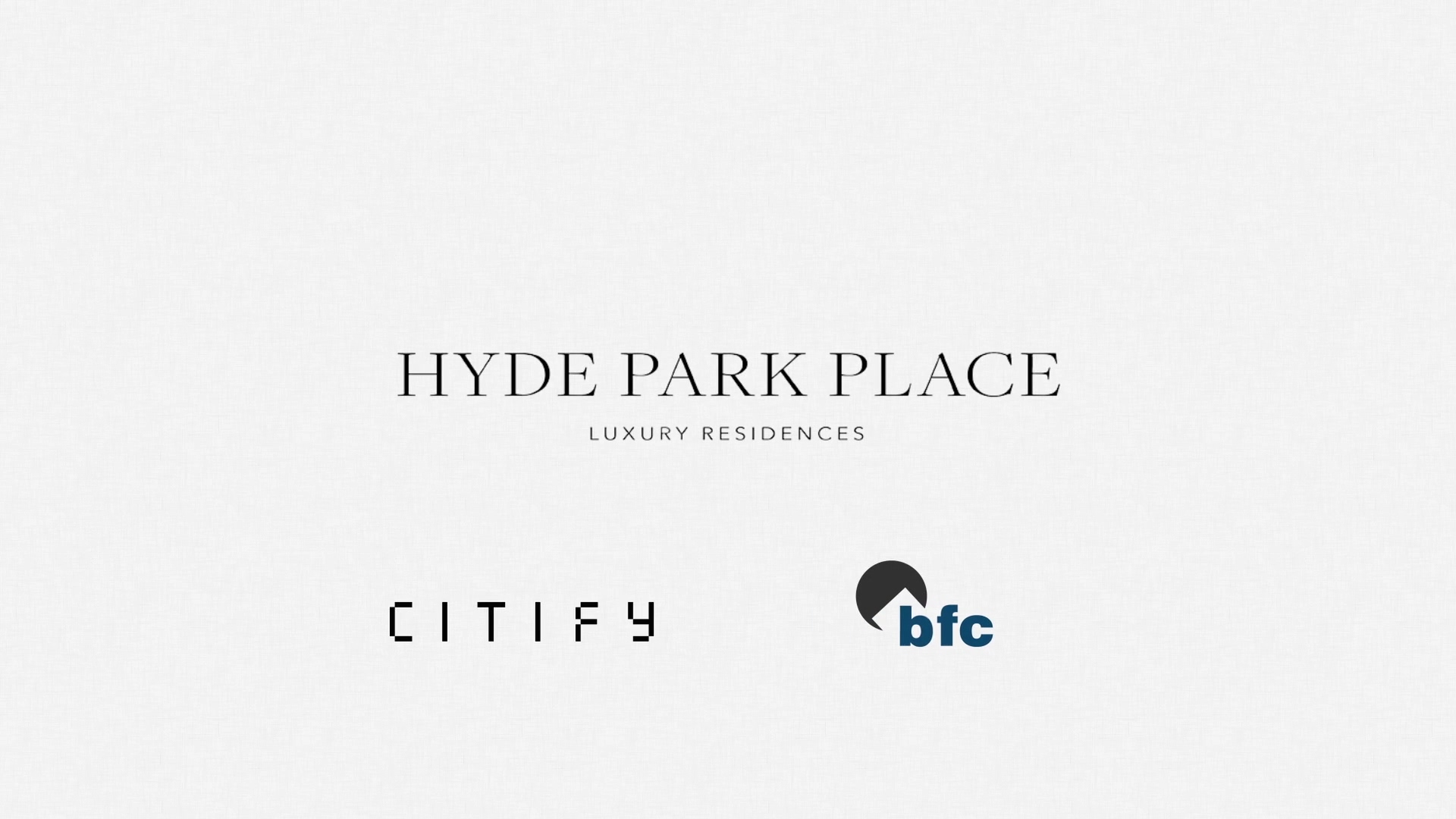 Citify - Hyde Park Place - December 2019