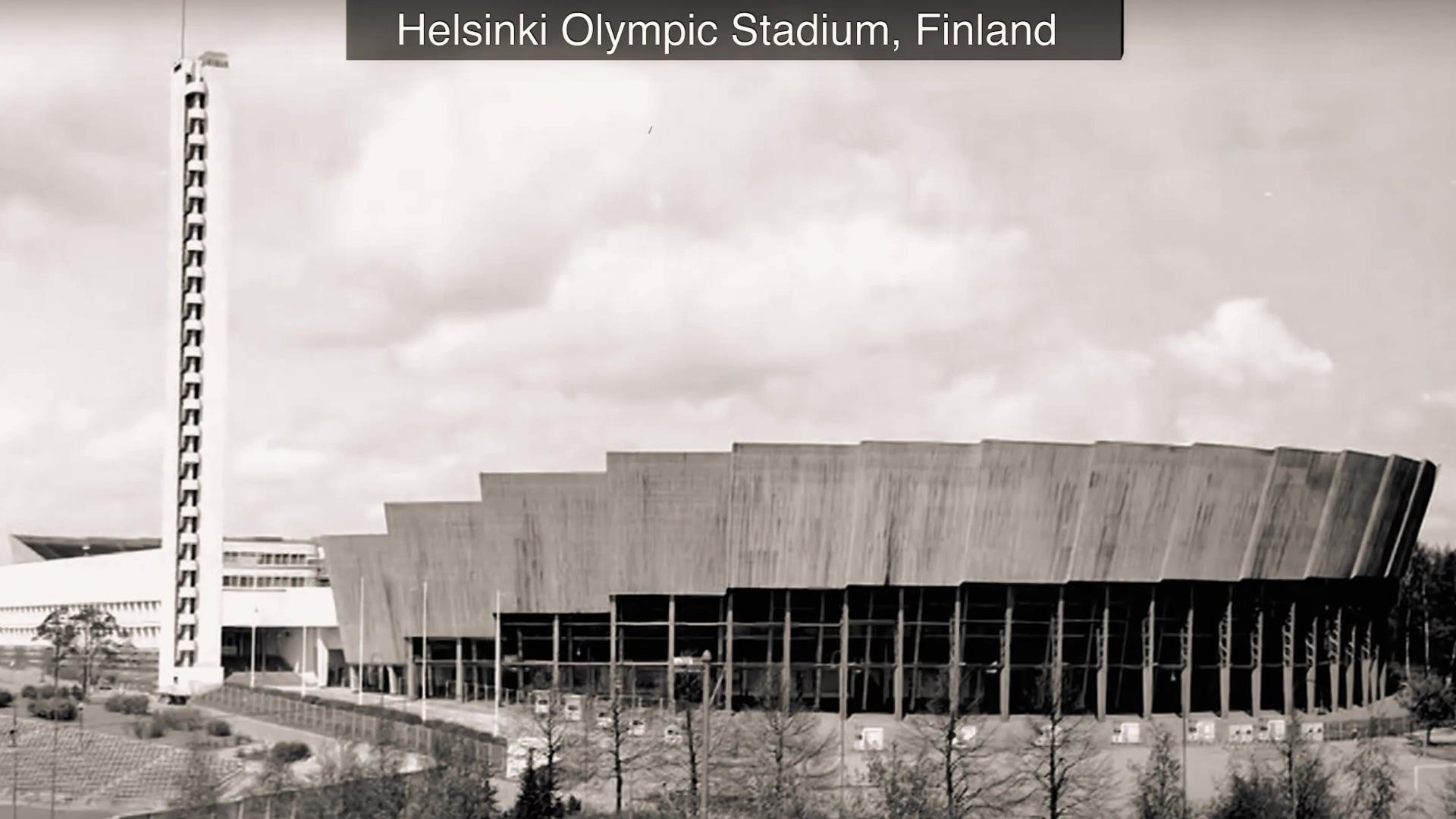 Piiroinen Olympiaprojektivideo