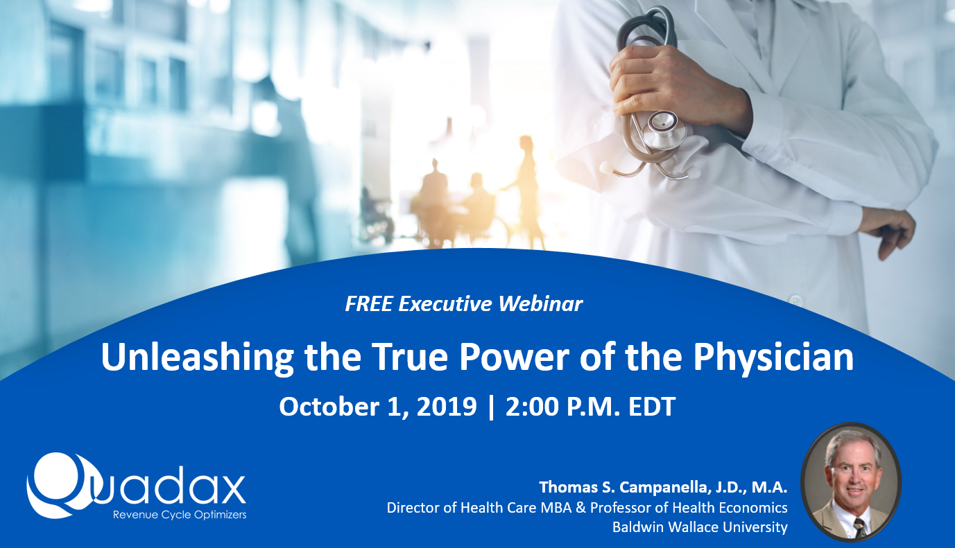 Unleashing the True Power of the Physician - A Conversation with Thomas Campanella