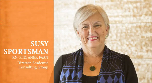 Susy Sportsman: What Makes A Good Nurse Educator
