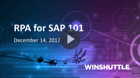 SAP Use Cases | Solutions for SAP ERP | Winshuttle Software